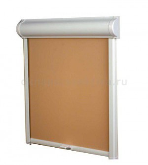 Рулонная штора UNI2 (кат.1) 800х1500