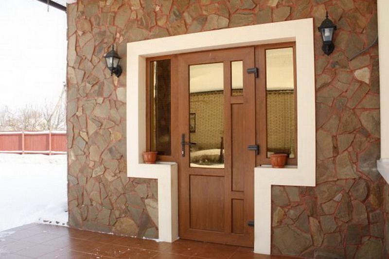 двер входн стеклопакет